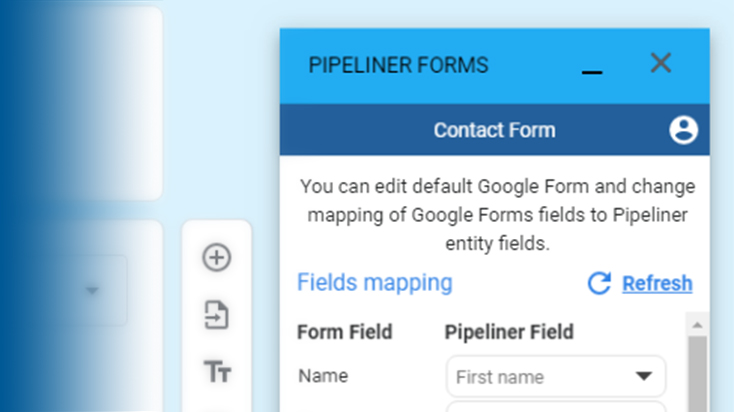 Google Forms Add-in