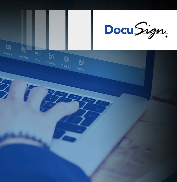 Docu-sign and Pipeliner CRM
