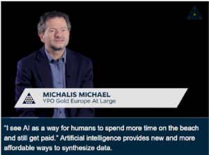 DigitalMR CEO Michalis Michael on using AI to democratise Market Research