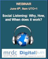 Social Listening Webinar
