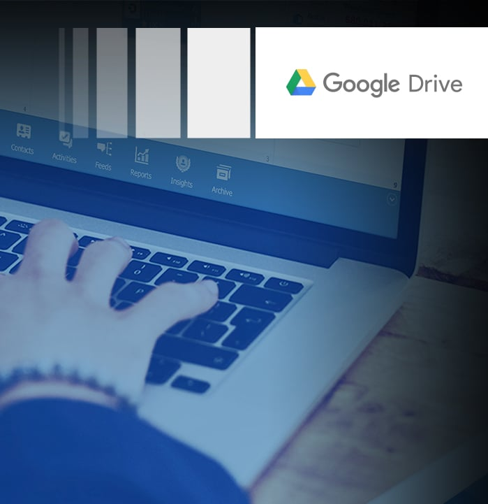 Google Drive & Pipeliner: Sharing Documents Made Easy