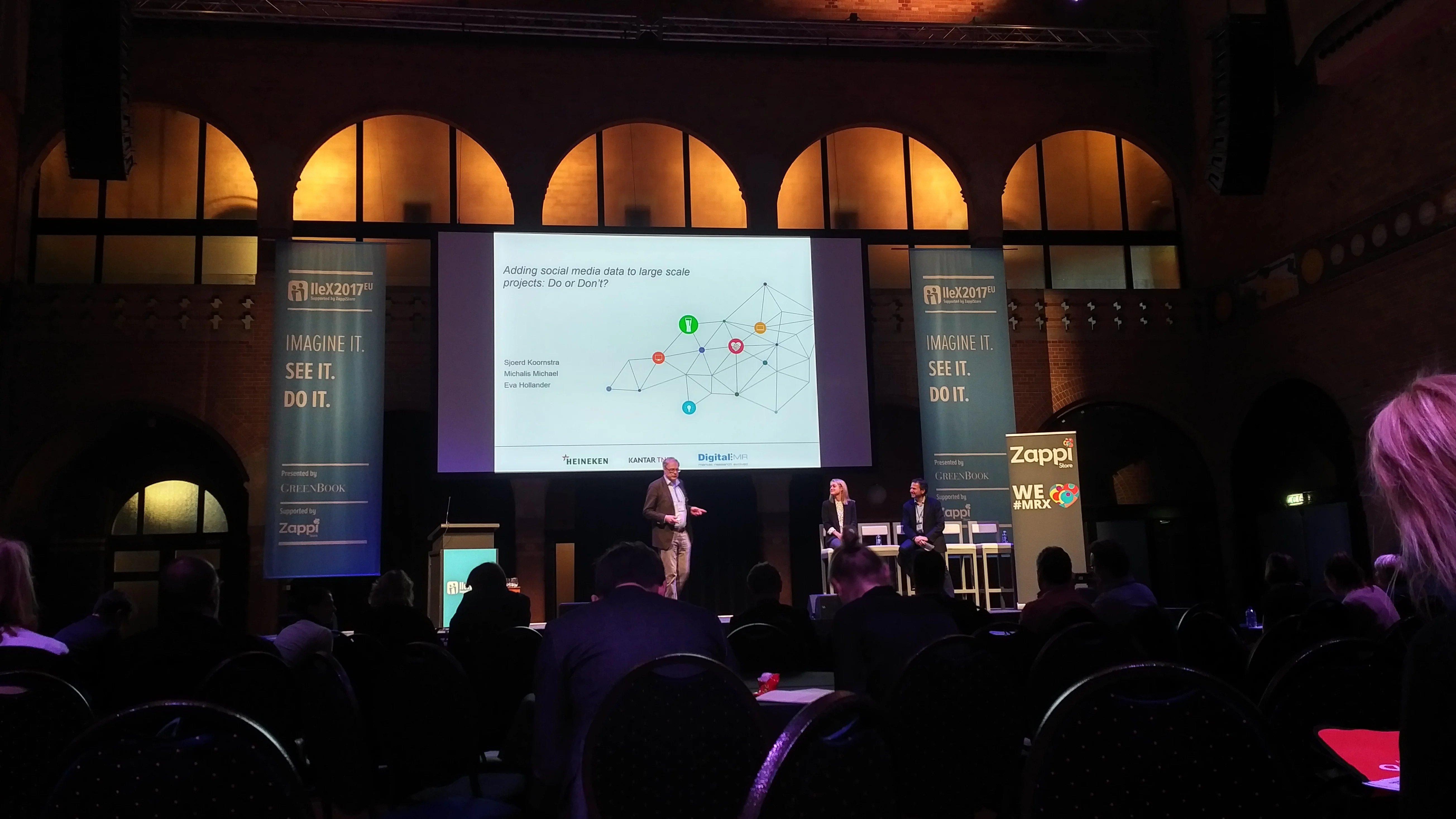Michalis Michael presenting with TNS and Heineken 2.jpg