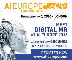 DigitalMR at AI Europe
