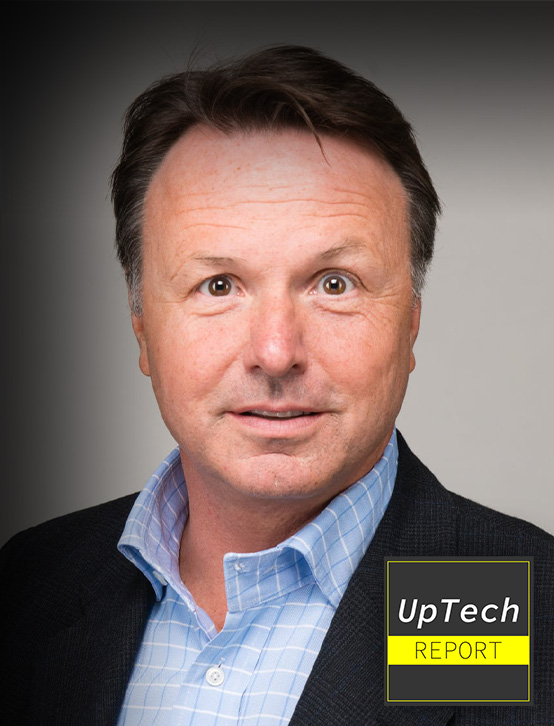 Uptech Podcast features Pipeliner CEO Nikolaus Kimla