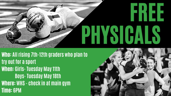 graphic reads free physicals