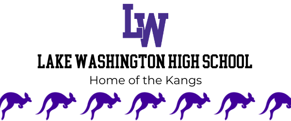 LWHS Newsletter Header