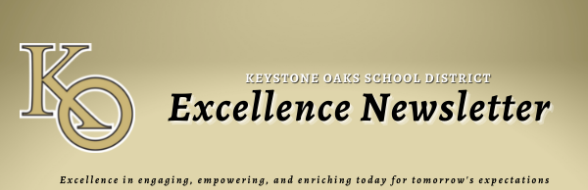 Excellence Newsletter Heading